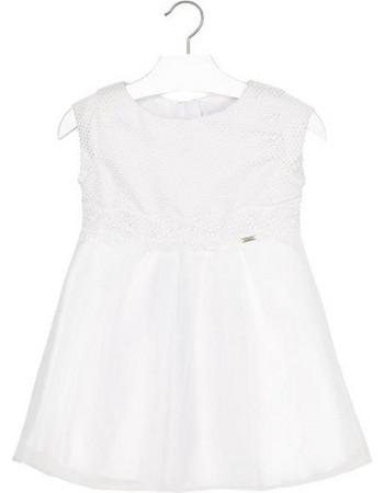 Παιδικό Φόρεμα Mayoral 29-03911-091 Εκρού Κορίτσι f9c8ed6f1f3