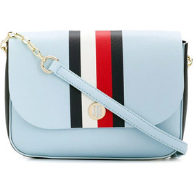 1fe4e74fb1 HILFIGER Reversible Metallic Flap Crossover Bag... Tommy Hilfiger .