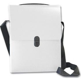 Next - Next τσάντα συνεδρίων με ιμάντα PP διάφανη Υ32x24x5εκ. - - - - 03660 b12c97bfe83