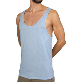 1ee9654dd2f6 Ανδρικό αμάνικο μπλουζάκι SIMPLE - Σιέλ