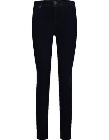 Παντελόνι γυναικείο βελουτέ σε superslim γραμμή Garcia Jeans  (U80111-2353-INDIGO-NIGHT e8c17b4cba3
