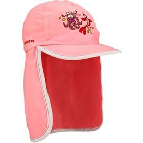 0bd0390ff16 Παιδικό καπέλο ήλιου με πτερύγιο λαιμού σε 2 χρώματα Ροζ 23CU-RWF
