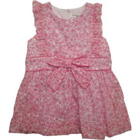 ΦΟΡΕΜΑ BABY ΦΛΟΡΑΛ - λευκό ροζ 10599 6384c6eaada