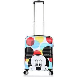8fe1fde5e6 American Tourister Wavebreaker Disney 55cm 4 Wheels Mickey Close-Up