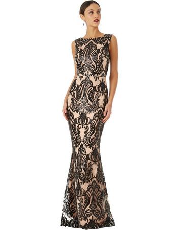 empiral φόρεμα paillettes oriental chic 81ef24cf297