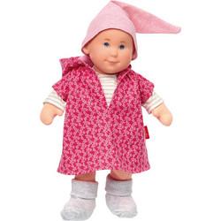 c82d847475c Sigikid Κούκλα μωρό με μαλακό σώμα 'Ροζ φόρεμα'