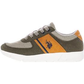 b38d9811dbee Παιδικά Παπούτσια Casual Fosco Πράσινο ECOsuede U.S. Polo Assn