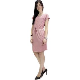 4748e2e6b6ef VERO MODA 10213298 Ροζ Φόρεμα Ροζ VERO MODA