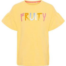 5382c574112 Name It Παιδικό T-shirt με τύπωμα Fruity / Juicy - 13163301 - Κίτρινο