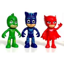 PJ Masks Ήρωες με Πυτζάμες GEKKO-CATBOY-OWLETTE (OEM) 02d243e9116