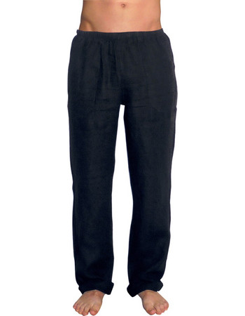 Ανδρική Λινή παντελόνα RICHARD - Σκούρο Μπλέ 637c8fc8a18