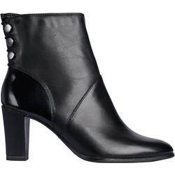 Tamaris μποτάκια 1-1-25003-21 001 black μαύρο fb8da3e1587