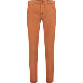 aea0cac9381f Παντελόνι γυναικείο υφασμάτινο με φερμουάρ σε slim γραμμή Garcia Jeans  (U80112-3080-LEATHER