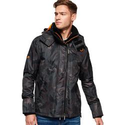 Superdry Arctic Hooded Print Pop Zip SD-Windcheater Jacket M50000CR-UK6 b1db5c22ed9