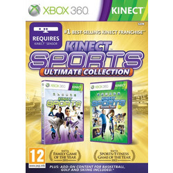 Kinect Sports Ultimate Collection - Xbox 360