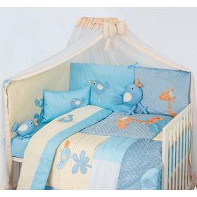 Σετ Κουβρ-Λι και Λούτρινο Das Home Baby Line Embroidery 6211 ab0daa9904e