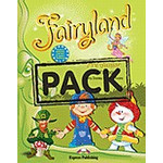 Fairyland Pre-Junior: Pupil's Book Pack (+ Pupil's Audio CD, DVD PAL and Certificate)