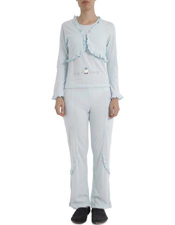 γυναικεια μπλε - Γυναικείες Πιτζάμες aef5a2f9e99