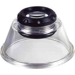 Kaiser 10x Stand Loupe Magnifier