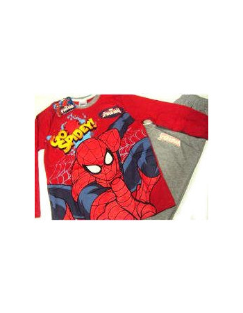 spiderman ρουχα - Πιτζάμες Αγοριών  e2d34623cae