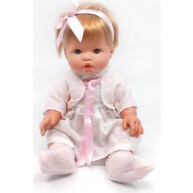 D  Nenes Μωρό με Φόρεμα   Κορδέλα 34cm 96abff4e259