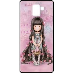 Hard Back Cover SANTORO Lonton Gorjuss Girl for Samsung Galaxy J6 (2018) OEM ec56bdf39c0