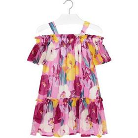 b24281eee254 Παιδικό Φόρεμα Mayoral 29-06932-039 Εμπριμέ Κορίτσι