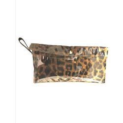 0e01265553 Γυναίκεια τσάντα φάκελος τιγρέ
