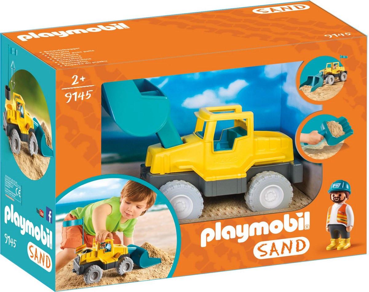 cdd331828db Playmobil Sand - Bucket Excavator 9145