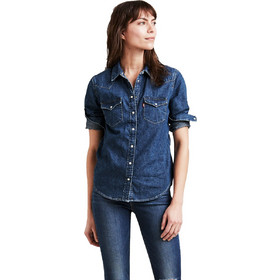 56391e726bf2 Levi s γυναικείο πουκάμισο denim Ultimate Western - 5893000-01 - Μπλε