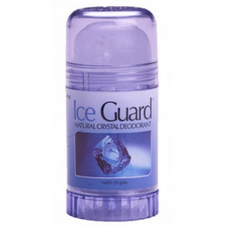 Optima Ice Guard Natural Deodorant Twist Up 120gr