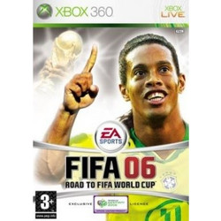 Fifa 06 Road To Fifa World Cup Used Xbox 360