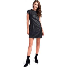 6bd77cbbd27f Mini φόρεμα με φερμουάρ - Μαύρο