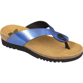 9a36d9ab045 Scholl Kenna Γυναικεία Ανατομικά Παπούτσια Μπλε 1 Ζεύγος. Διατηρούν το πόδι  στη σωστή θέση,
