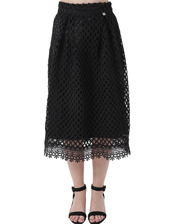 φουστα με δαντελα - Γυναικείες Φούστες  b4c2e75203c