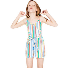 b395a7315 PEPE JEANS E2 MARY JR HERO PLAYSUIT ΠΑΙΔΙΚΟ GIRL PG230158-0AA (0AA MULTI