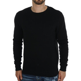 6998d492ff76 SCOTCH   SODA Crewneck pullover in double-fa 145573
