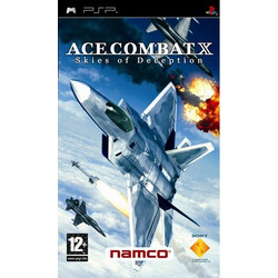 Ace Combat X Skies of Deception - PSP