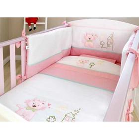 Σετ προίκας μωρού Smile with me Pink New Baby 176ac794eba