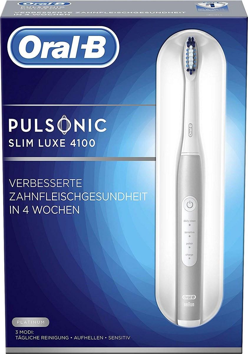 Oral-B Pulsonic Slim Luxe 4100 Platinum  3fed3bbf8f4d9