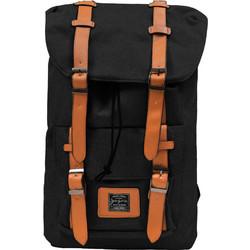 1d9629ca6b Ανδρική τσάντα BERNARD - Μαύρο