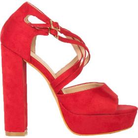 43189433ddb κοκκινα πεδιλα - Γυναικεία Πέδιλα Huxley & Grace | BestPrice.gr