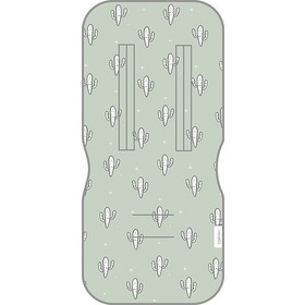 01953b4bb2d Pirulos Στρωματάκι Καροτσιού Μονής Όψεως Cactus W/Mint