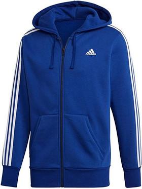 d67d9811f3 Adidas Essentials 3 Stripes Hooded Track Top CZ7358