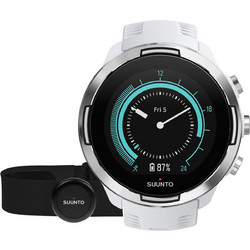 df3fc58b78 Suunto 9 Baro White Bundle