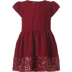 1b8e3f55106 Energiers 45-118370-7 Φόρεμα Μπορντώ Energiers