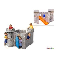 38217c71e323 Παιχνίδια Εξωτερικού Χώρου και Μίμησης Little Tikes Πλαστικό παιδικό κάστρο  Πύργος με τσουλήθρα Little Tikes