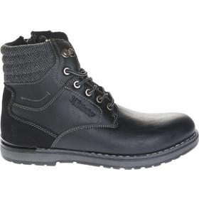 Xti Ανδρικό Μποτάκι 48152 BLACK d53ad982116
