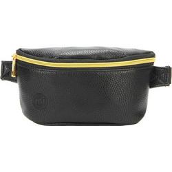 34a55c2a6d Mi Pac Mi PAC Gold Slim Bum Bag Tumbled - Black (742251-001)
