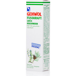 Gehwol Fusskraft Grun 125ml